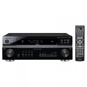 Pioneer 5.1 Channel HDMI Repeating A/V Receiver (VSX-918V-K)