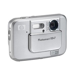 HP Photosmart R847 Digital Camera