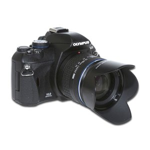 Olympus EVOLT E-420 with 14-42mm Lens