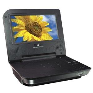 GPX PD708B Portable DVD Player