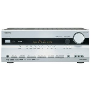 Onkyo TXSR606S Silver Home Theater Receiver