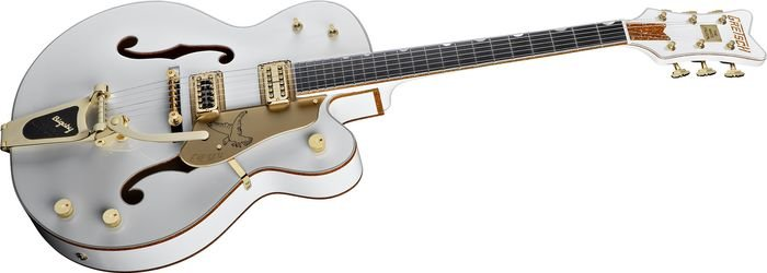 Grestch White Falcon With Bigsby