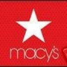 $25.00 USD Macy's Gift Card