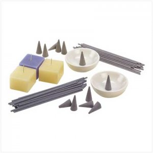 Scented Winter Incense Gift Set