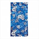 Blue Hawaiian Beach Towel
