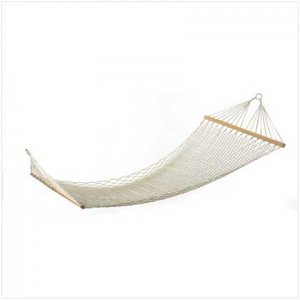 COTTON DOUBLE PERSON HAMMOCK