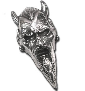 Diablo Finger Tip Ring