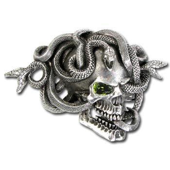 The Gorgon's Eye Buckle