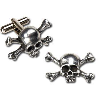 Skull n Bones Cufflinks