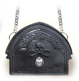 Gravestone Shoulder Bag