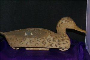 Vintage Duck Decoy ESTATE ITEM