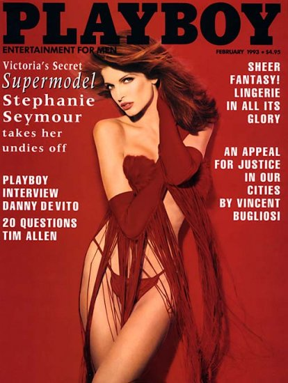 Playboy February 1993