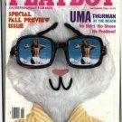 Playboy September 1996   Uma Thurman