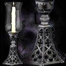 Prince Consort Hurricane Lamp