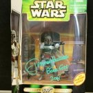 Bobba Fett  Star Wars 300th figure AUTOGRAPHED