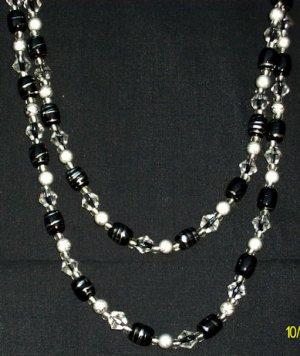 Black Elegance Necklace
