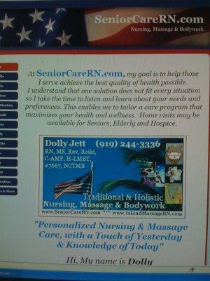 Traditional & Holistic Nursing, Massage & Ministries