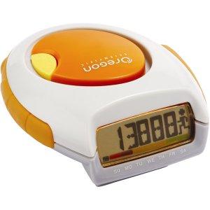 Oregon Scientific Pedometer with Calorie Counter and Panic Alarm PE-828