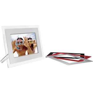 """Philips 10.2"""" Digital Photo Frame with Interchangeable Frames 10FF2M4"""