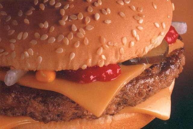 1/4 with Cheese Value Meal - Medium