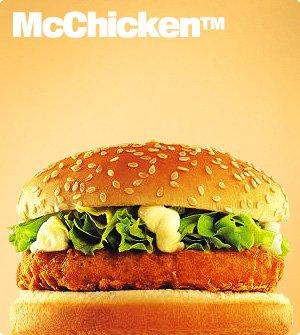Mc Chicken Value Meal - Medium