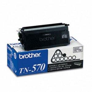 Brother TN570, Genuine High-Yield Toner Cartridge