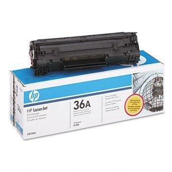HP CB436A, Genuine LJ M1522 MFP/ P1505 Series Toner Cartridge