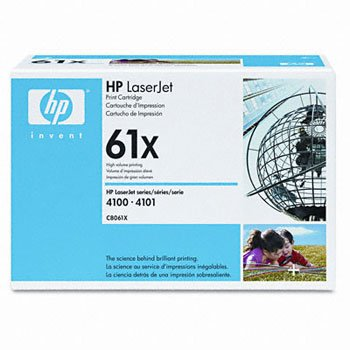 HP C8061X, Genuine LJ 4100 Series High Yield, Toner Cartridge