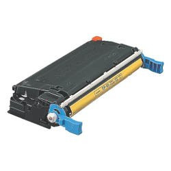 HP, C9722A, Compatible Color LJ 4600/4650 Yellow Toner Cartridge