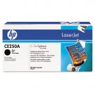 HP CE250A, Genuine Black Toner Cartridge Color LJ CM3530 MFP/ CP3525