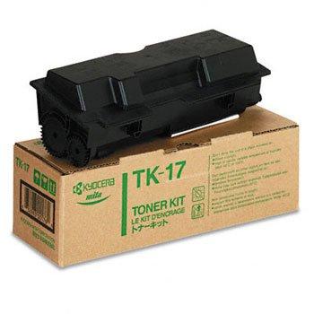 Kyocera Tk-17, Genuine Toner Cartridge for FS-1000+/ 1010