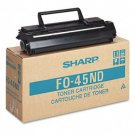 Sharp FO-45ND, Genuine Toner/ Developer FO-4500/ 5500/ 5600/ 6500/ 6550/ 6600