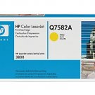 HP Q7582A, Genuine 503A Color LJ 3800/ CP3505 ColorSphere Yellow Toner