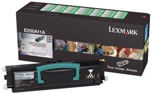Lexmark E250A11A, Genuine E250/ E350/ E352 Return Program Toner