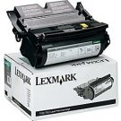 Lexmark, 12A6830, Genuine Black Return Program Toner Cartridge