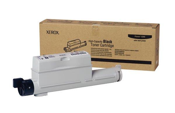 Xerox, 106R01221 Genuine Phaser 6360 Black High Capacity Toner
