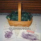 SALE! 1996 Longaberger Horizon of Hope Basket Combo Set