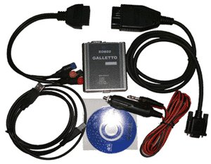 Flasher GALLETTO v1250 - Chiptuning by OBD Plug