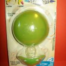 NUK Starlight Pacifier with Case Green Size 2