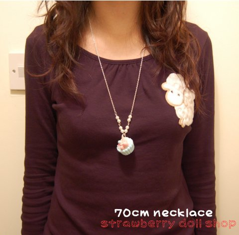 [optional] 70cm necklace