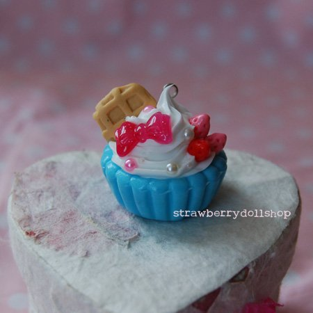 Cake necklace (G)