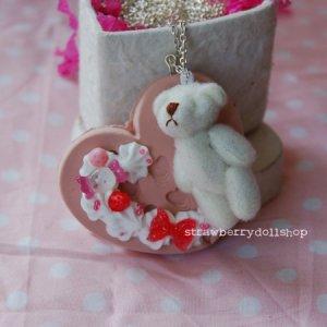 Cookie necklace (N)