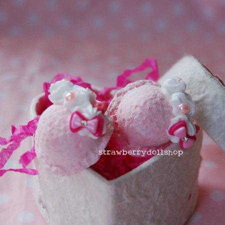Ice cream scoop ring (L)