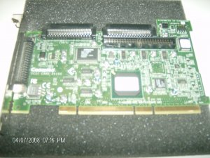 Adaptec OEM version PCI ULTRA 3 SCSI U160