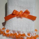 Halloween Tri Beads-Embroidered Socks