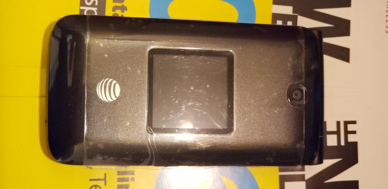 ALCATEL 4044 - Unlocked - BASIC - GSM - QUICKFLIP PHONE - BIG BUTTONS - GSM