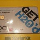 Fits H20 4G LTE Nano SIM Sim Card Apple iPhone 8 & 8 PLUS