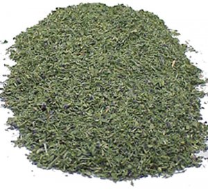 Alfalfa leaf cut and sifted , Cert. Org. 1 Pound