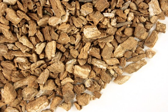 Burdock root cut and sifted 1 Pound