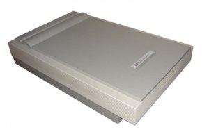 HP ScanJet IIc Color Flatbed Scanner
